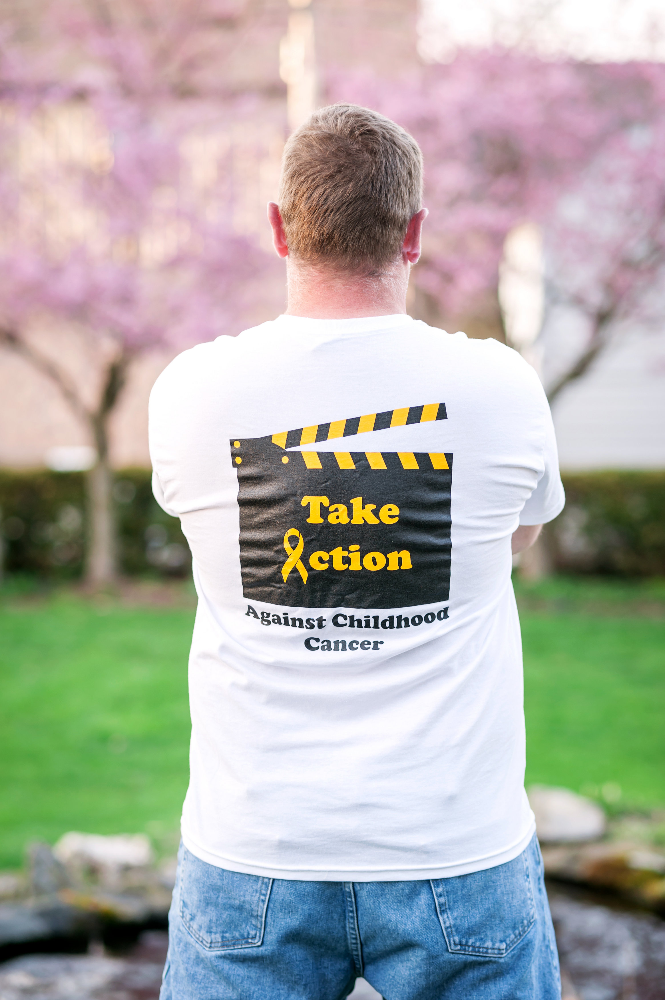 Adult Take Action Tee