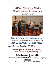 RBCC_John_Denver_Poster